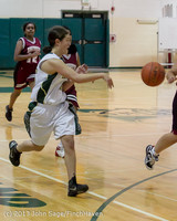 3850 Girls JV Basketball v NW-School 112812