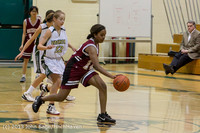 3914 Girls JV Basketball v NW-School 112812