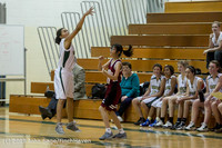 3928 Girls JV Basketball v NW-School 112812