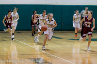 3963 Girls JV Basketball v NW-School 112812