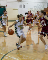 3969 Girls JV Basketball v NW-School 112812