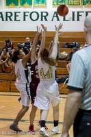 4016 Girls JV Basketball v NW-School 112812