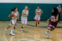 4028 Girls JV Basketball v NW-School 112812