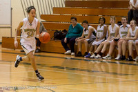 4061 Girls JV Basketball v NW-School 112812