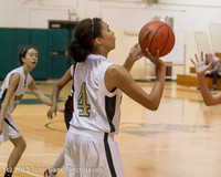 4122 Girls JV Basketball v NW-School 112812