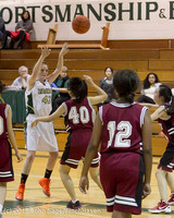 4130 Girls JV Basketball v NW-School 112812
