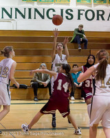 4207 Girls JV Basketball v NW-School 112812