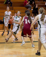 4270 Girls JV Basketball v NW-School 112812