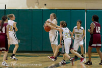 4284 Girls JV Basketball v NW-School 112812