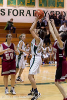 4316 Girls JV Basketball v NW-School 112812