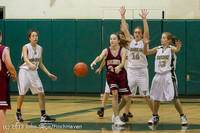 4494 Girls JV Basketball v NW-School 112812
