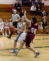 4602 Girls JV Basketball v NW-School 112812
