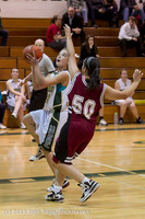 4603 Girls JV Basketball v NW-School 112812