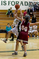 4604 Girls JV Basketball v NW-School 112812