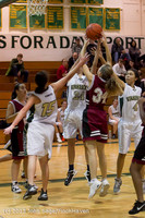 4614 Girls JV Basketball v NW-School 112812