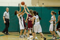 4623 Girls JV Basketball v NW-School 112812