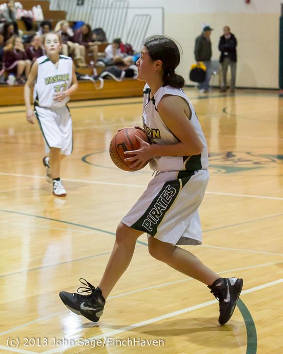4677 Girls JV Basketball v NW-School 112812