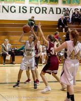 4687 Girls JV Basketball v NW-School 112812