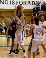 4694 Girls JV Basketball v NW-School 112812