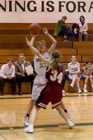 4722 Girls JV Basketball v NW-School 112812