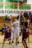 4754 Girls JV Basketball v NW-School 112812