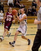 4787 Girls JV Basketball v NW-School 112812