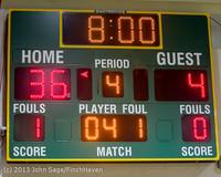 4846 Girls JV Basketball v NW-School 112812