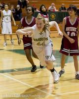 4852 Girls JV Basketball v NW-School 112812