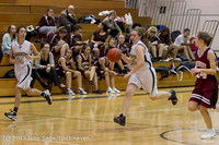 4904 Girls JV Basketball v NW-School 112812