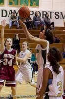 4911 Girls JV Basketball v NW-School 112812
