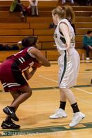 4947 Girls JV Basketball v NW-School 112812