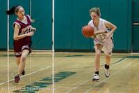 5003 Girls JV Basketball v NW-School 112812