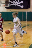 5011 Girls JV Basketball v NW-School 112812