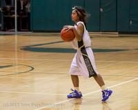 5024 Girls JV Basketball v NW-School 112812