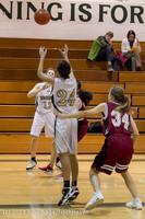 5035 Girls JV Basketball v NW-School 112812