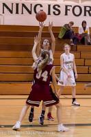5043 Girls JV Basketball v NW-School 112812