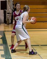 5052 Girls JV Basketball v NW-School 112812