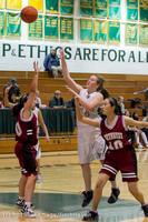5077 Girls JV Basketball v NW-School 112812