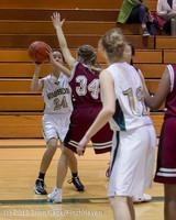 5087 Girls JV Basketball v NW-School 112812