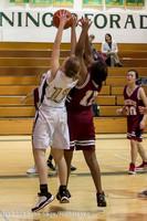 5093 Girls JV Basketball v NW-School 112812