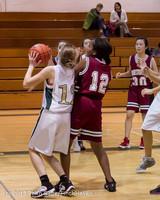 5097 Girls JV Basketball v NW-School 112812