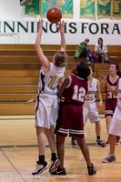 5099 Girls JV Basketball v NW-School 112812