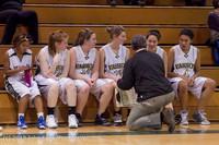 5125 Girls JV Basketball v NW-School 112812