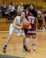 5137 Girls JV Basketball v NW-School 112812