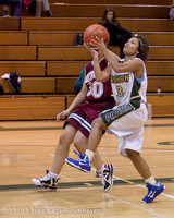 5149 Girls JV Basketball v NW-School 112812