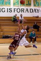 5151 Girls JV Basketball v NW-School 112812