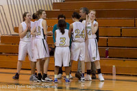 5203 Girls JV Basketball v NW-School 112812