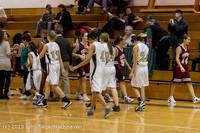5240 Girls JV Basketball v NW-School 112812