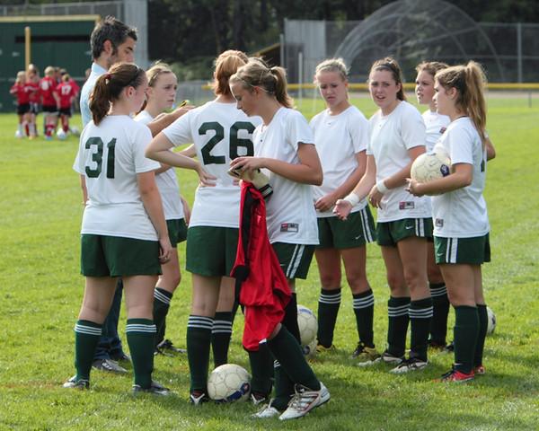 4470 Girls JV Soccer v Orting 092710