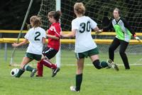 7133 Girls JV Soccer v Orting 092710